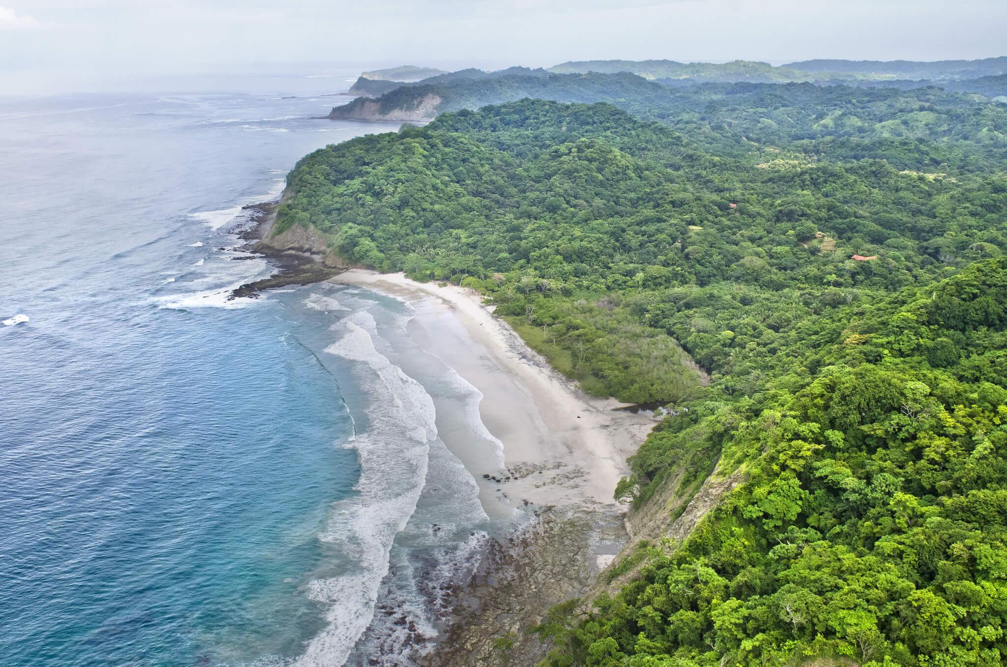 Playa Barrigona Samara Costa Rica