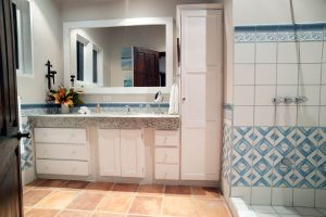 Hacienda Barrigona Bathroom