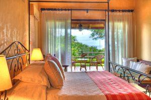 Hacienda Barrigona Bedroom With Jungle View