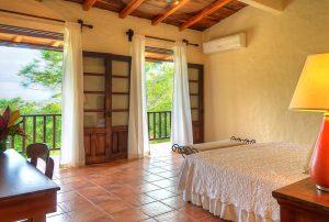 Casa Barrigona Bedroom With View