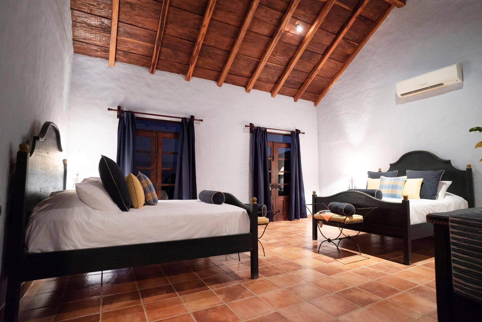 Casa Barrigona Bedroom Nicoya Costa Rica