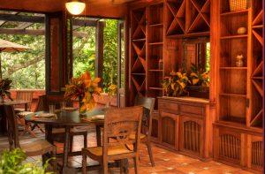 Casa Barrigona Living Room