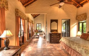 Casa Barrigona Master Bedroom