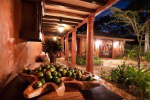 Casa Barrigona Outdoors Night