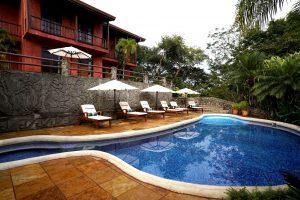 Casa Barrigona Pool In Jungle