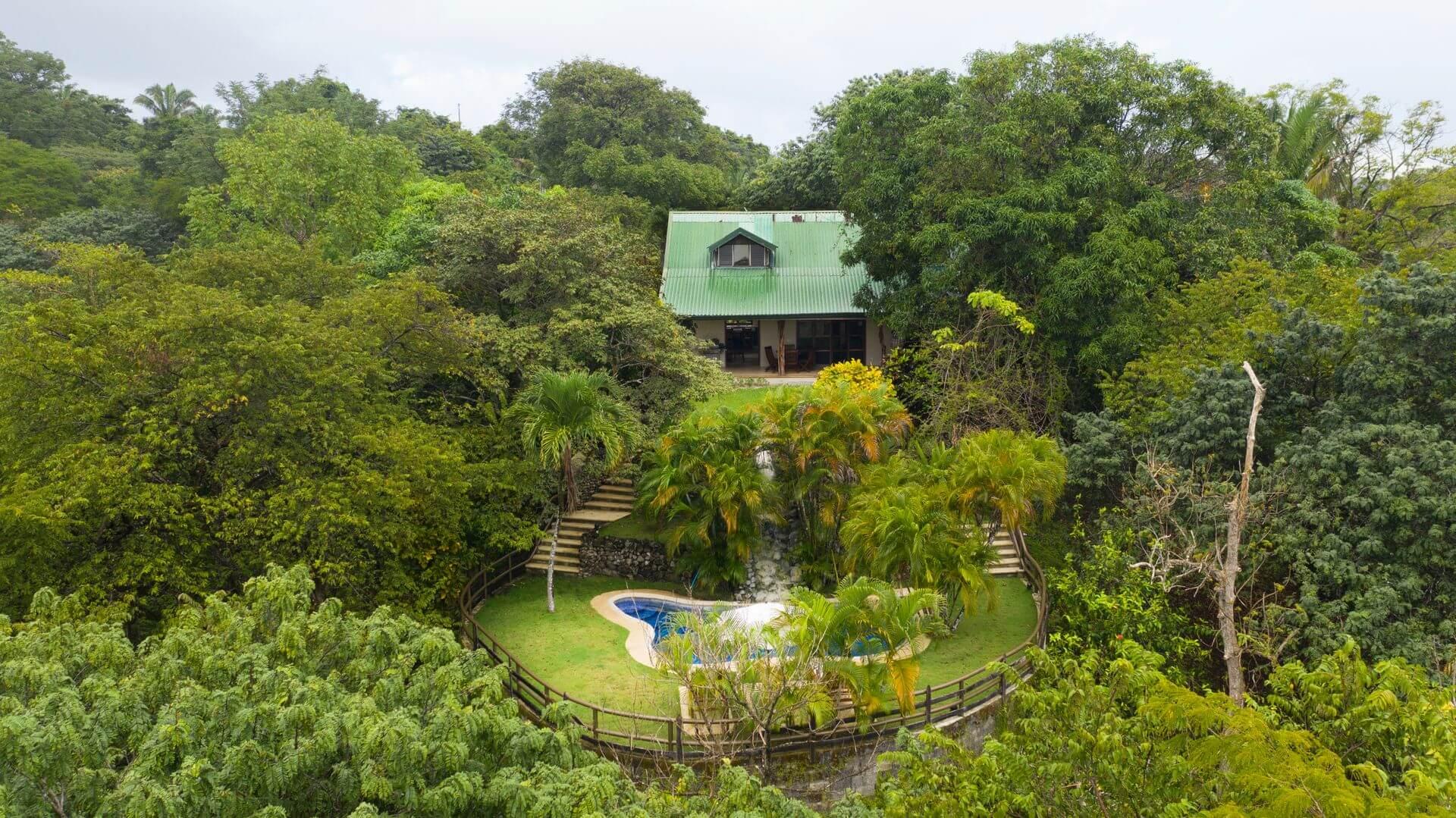Casa Guanacaste Costa Rica Jungle Retreat