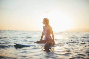 Hacienda Barrigona Surf Girl
