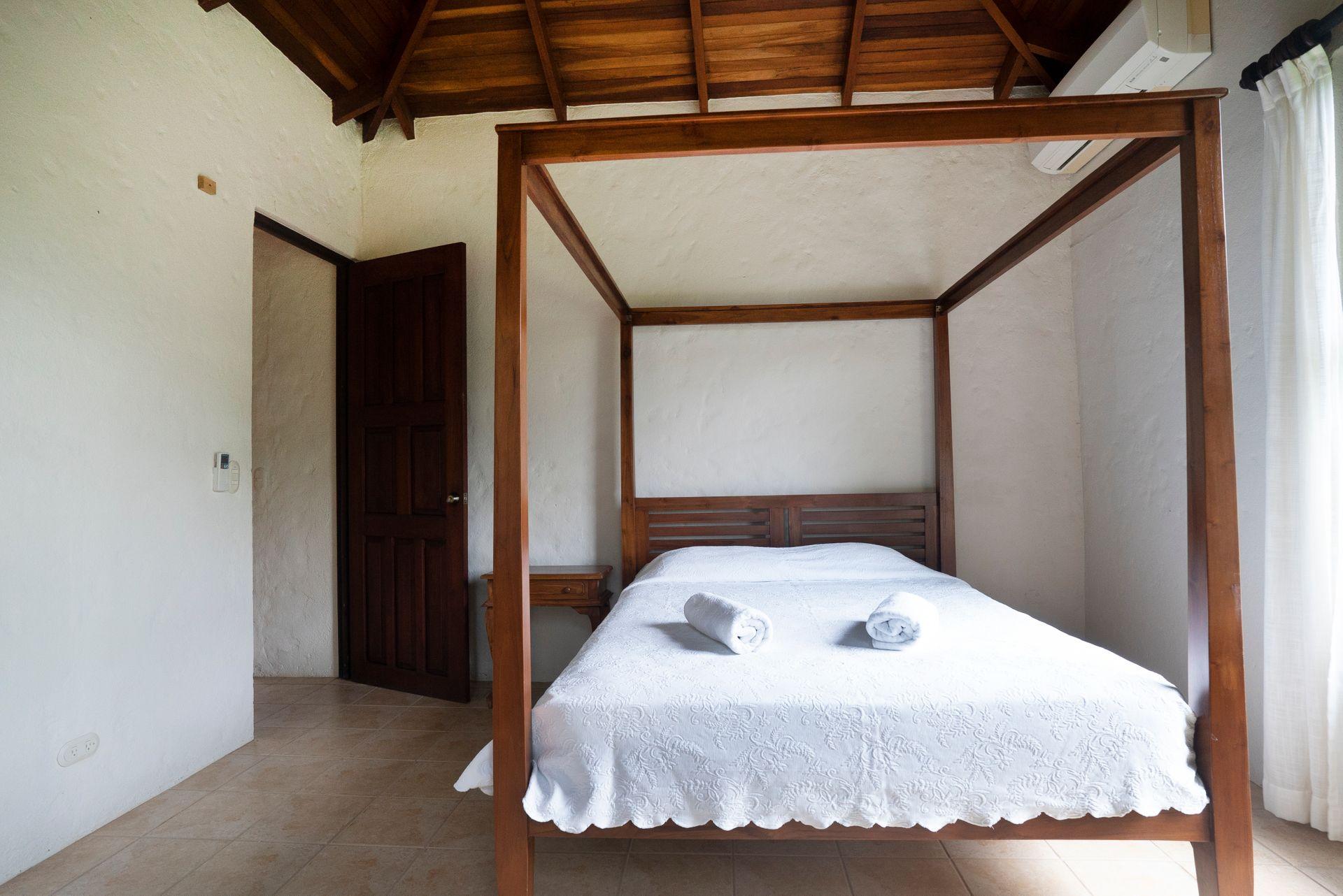 Barrigona Villa Dorada Bedroom