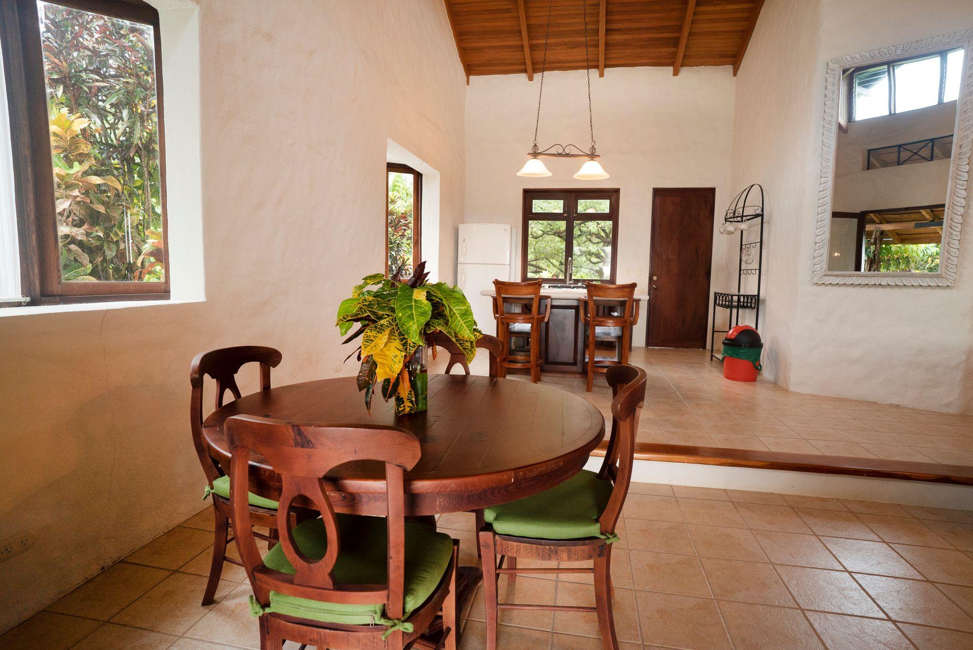 Barrigona Villa Dorada Living Room
