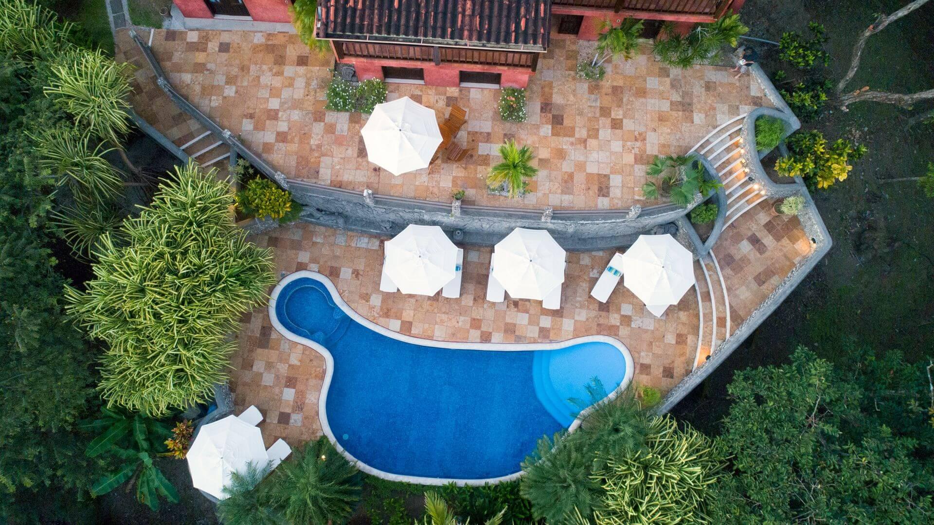 Hacienda Barrigona Villa Guanacaste Pool
